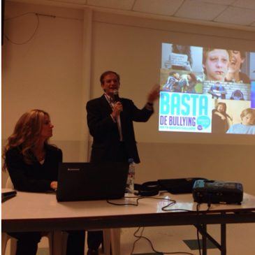 Charla Bullying con el Dr. José Luis Matozzi