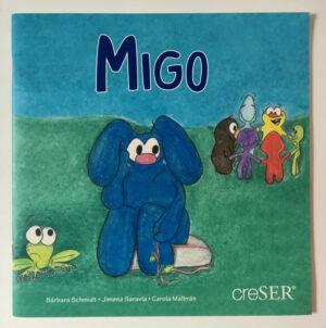 """Cuento """"Migo"""" - Vergüenza"""